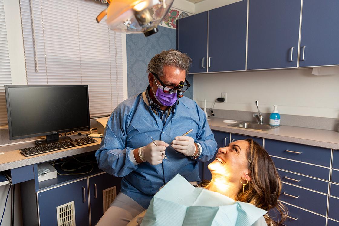 Peter Patellis - Dentist